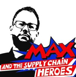 Max and the SupplyChainHeroes